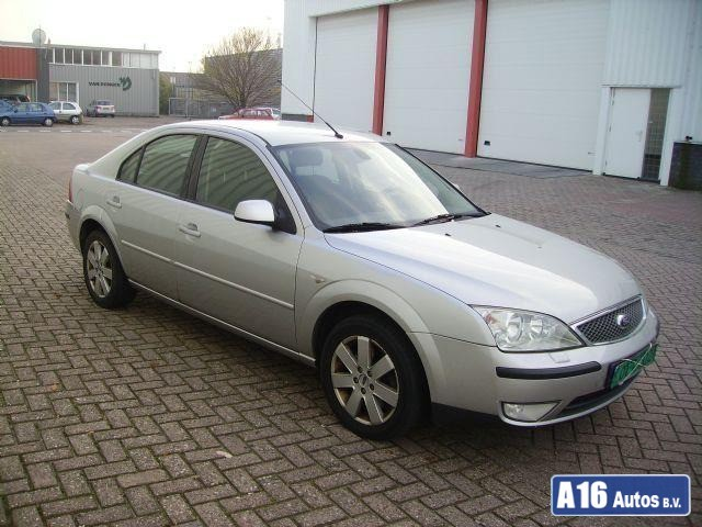 Ford Mondeo 2.0 TDCi 115pk Trend