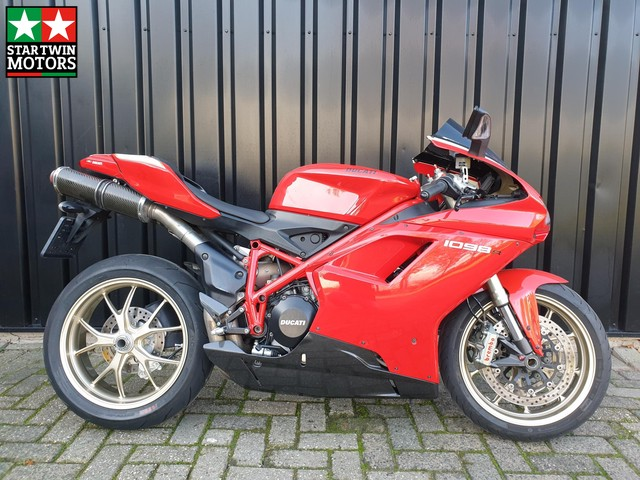 Ducati 848 EVO R Optiek